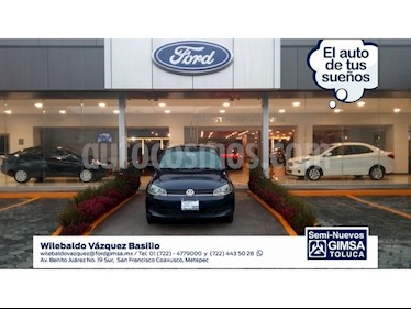 Foto venta Auto Usado Volkswagen Gol CL (2016) color Azul precio $125,000