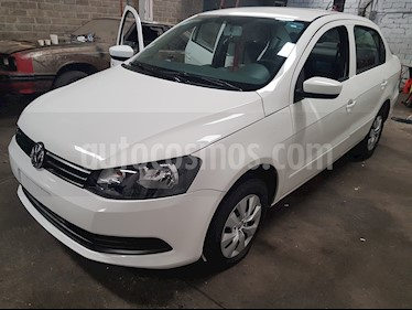 Foto venta Auto usado Volkswagen Gol CL (2014) color Blanco precio $95,000