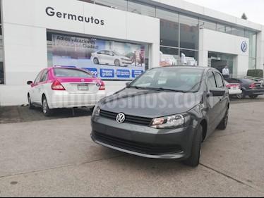 Foto venta Auto Seminuevo Volkswagen Gol CL (2015) color Gris Cuarzo precio $137,000