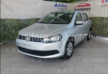 Foto venta Auto Seminuevo Volkswagen Gol CL (2014) color Plata precio $125,000