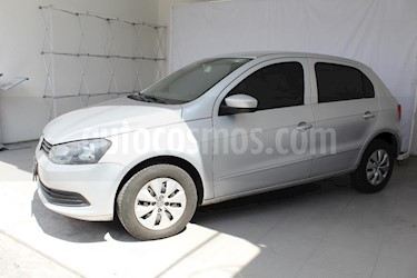 Foto venta Auto Seminuevo Volkswagen Gol CL (2014) color Plata precio $117,000