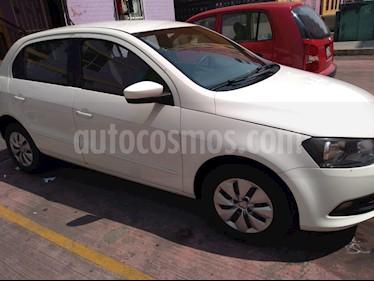 Foto venta Auto Seminuevo Volkswagen Gol CL (2014) color Blanco precio $90,000