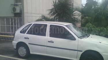 Foto venta carro usado Volkswagen Gol Cli L4,1.6i,8v S 2 1 (1998) color Blanco precio u$s1.200