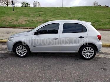 Foto venta Carro usado Volkswagen Gol Comfort (2008) color Gris precio $11.500.000