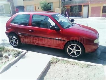 Volkswagen Gol Comfortline 1.6 mecanico usado (1995) color Rojo precio u$s3,900