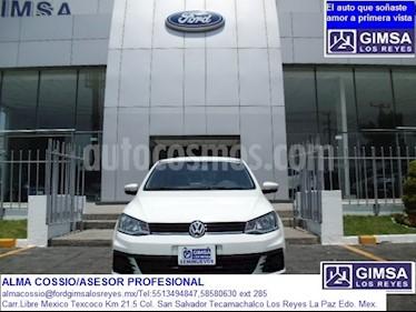 foto Volkswagen Gol Comfortline Seguridad