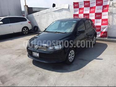 Foto venta Auto Seminuevo Volkswagen Gol Comfortline Seguridad (2015) color Negro precio $125,000