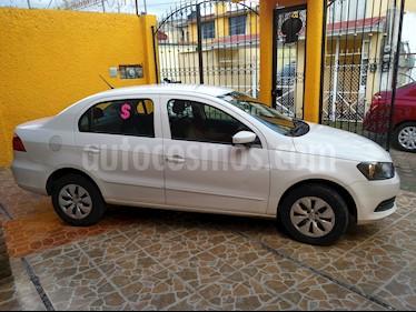 Foto venta Auto Seminuevo Volkswagen Gol Comfortline (2013) color Blanco Cristal precio $95,000