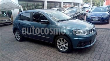 Foto venta Auto Seminuevo Volkswagen Gol Connect (2017) color Azul Intense precio $182,000
