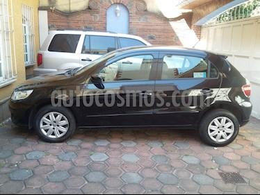 Foto venta Auto usado Volkswagen Gol GL (2013) color Negro precio $90,000