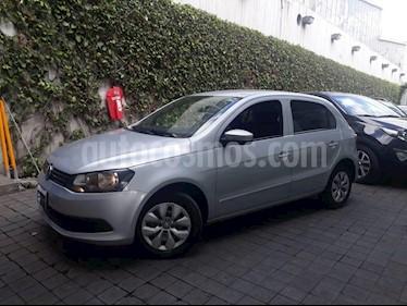 Foto venta Auto Seminuevo Volkswagen Gol GL (2015) color Plata precio $119,000