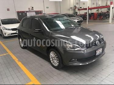 Foto venta Auto Seminuevo Volkswagen Gol GT Seguridad (2015) color Gris precio $149,000