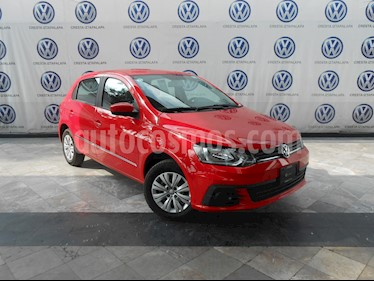 Foto venta Auto Seminuevo Volkswagen Gol I - Motion (2018) color Rojo Flash precio $189,000