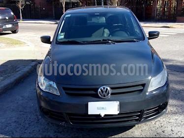 Foto venta Auto Usado Volkswagen Gol Trend 1.6 Nafta Pack I (2011) color Gris Oscuro precio $140.000