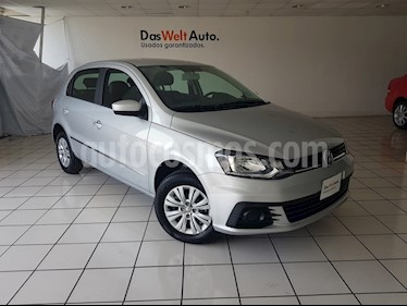Foto venta Auto Seminuevo Volkswagen Gol Trendline Ac Seguridad (2018) color Plata precio $182,900