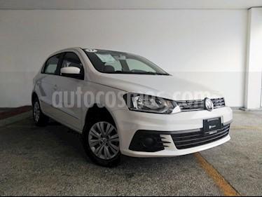 Foto venta Auto Usado Volkswagen Gol Trendline Ac (2017) color Blanco precio $160,000