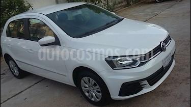 Foto venta Auto Seminuevo Volkswagen Gol Trendline Ac (2017) color Blanco precio $135,000