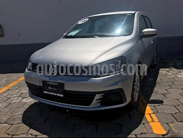 Foto venta Auto Seminuevo Volkswagen Gol Trendline Ac (2018) color Plata precio $183,000