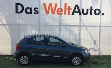Foto venta Auto Seminuevo Volkswagen Gol Trendline Ac (2018) color Azul precio $181,000
