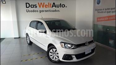 Foto venta Auto Seminuevo Volkswagen Gol Trendline I-Motion Aut (2017) color Blanco Candy precio $170,000