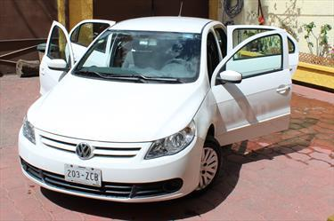 Foto venta Auto usado Volkswagen Gol Trendline (2011) color Blanco Cristal precio $77,000
