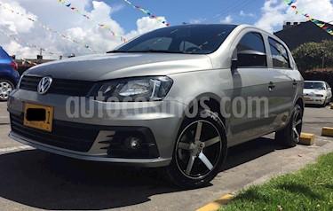 Volkswagen Gol Trendline usado (2017) color Gris precio $29.000.000