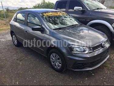 Foto venta Auto Seminuevo Volkswagen Gol Trendline (2017) color Gris precio $175,000