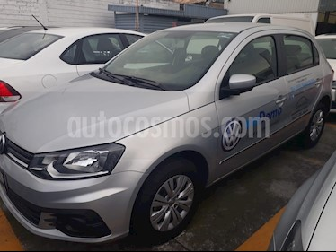 Foto venta Auto Seminuevo Volkswagen Gol Trendline (2018) color Plata precio $185,000