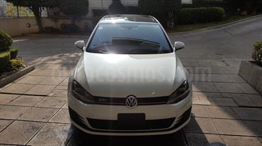 Foto venta Auto Seminuevo Volkswagen Golf GTI 2.0T DSG Piel (2015) color Blanco precio $330,000
