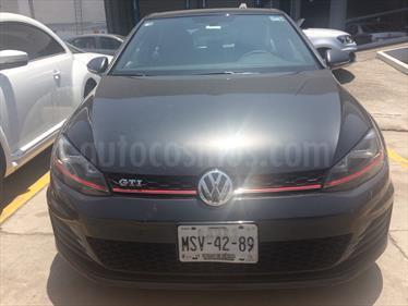 Foto venta Auto Seminuevo Volkswagen Golf GTI 2.0T DSG Piel (2015) color Gris Carbono precio $295,000
