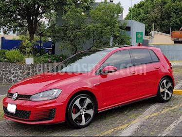Foto venta Auto Seminuevo Volkswagen Golf GTI 2.0T DSG Piel (2016) color Rojo Tornado precio $350,000