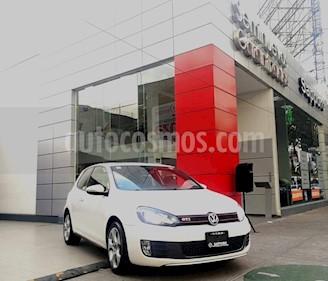 Foto venta Auto Usado Volkswagen Golf GTI 2.0T DSG Piel (2011) color Blanco Candy precio $249,999