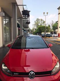 Foto venta Auto Seminuevo Volkswagen Golf GTI 2.0T DSG (2015) color Rojo precio $305,000