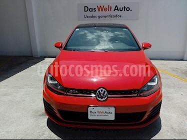 Foto venta Auto Usado Volkswagen Golf GTI 2.0T DSG (2016) color Rojo precio $405,000