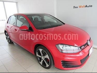 Foto venta Auto Usado Volkswagen Golf GTI 2.0T Piel y Navegacion (2017) color Rojo Tornado precio $425,000