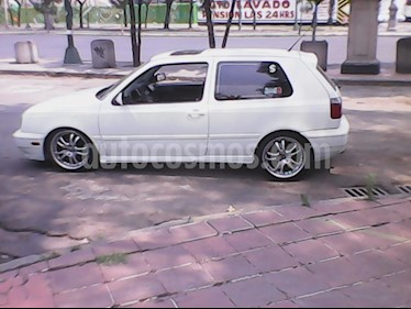 Foto venta Auto Seminuevo Volkswagen Golf GTI 2.0T Piel (1998) color Blanco Candy precio $68,000