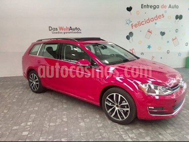 Foto venta Auto Seminuevo Volkswagen Golf R 2.0T DSG (2016) color Rojo Tornado precio $322,000