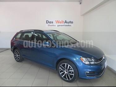 Foto venta Auto Seminuevo Volkswagen Golf Sportwagen 2.5L Tiptronic Qc (2016) color Azul precio $309,622