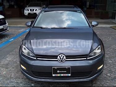 Foto venta Auto Usado Volkswagen Golf Sportwagen 2.5L Tiptronic  (2016) color Gris Platino precio $300,000