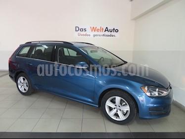 Foto venta Auto Seminuevo Volkswagen Golf Sportwagen 2.5L Tiptronic  (2016) color Azul precio $255,836