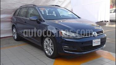 Foto venta Auto Seminuevo Volkswagen Golf 1.4 T (2016) color Azul precio $295,000