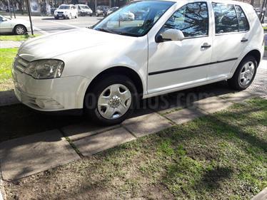 Foto venta Auto usado Volkswagen Golf 1.6 5P (2008) color Blanco precio $5.200.000