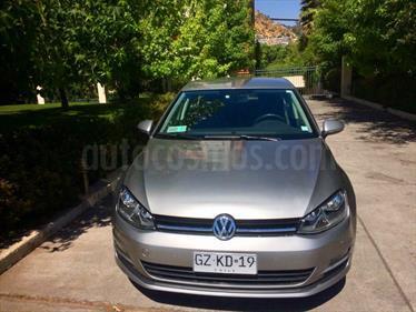 Foto venta Auto usado Volkswagen Golf 1.6 (2015) color Plata Tungsteno precio $9.200.000