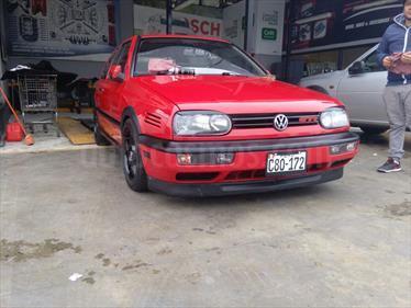 Foto venta Auto usado Volkswagen Golf 1.6L Conceptline (1995) color Rojo precio u$s6,300