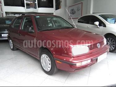 Foto venta Auto Usado Volkswagen Golf 1.8 Gl (1998) color Bordo precio $95.000