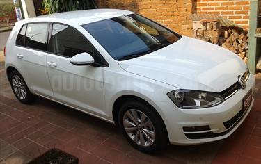 Foto venta Auto usado Volkswagen Golf 5P 1.4 Comfortline (2015) color Blanco precio $390.000