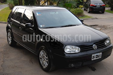 Foto venta Auto usado Volkswagen Golf 5P 1.6 TSi Comfortline (2006) color Negro precio $130.000
