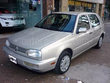 Foto venta Auto Usado Volkswagen Golf 5P 1.6 Format (1998) color Champagne precio $99.900