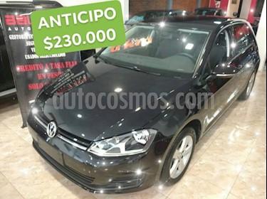 Foto venta Auto Usado Volkswagen Golf 5P 1.6 Format (2018) color Negro precio $230.000