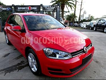 Volkswagen Golf 5P 1.6 TSi Trendline usado (2019) color Rojo Tornado precio $1.100.000
